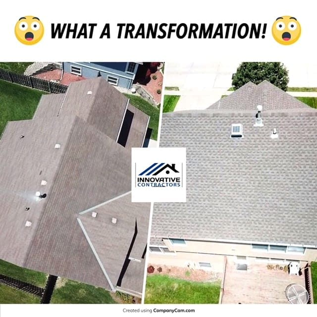 roof replacement transformation in omaha